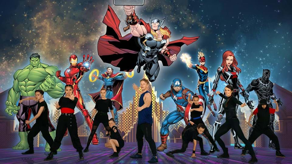 Les Mills Avengers