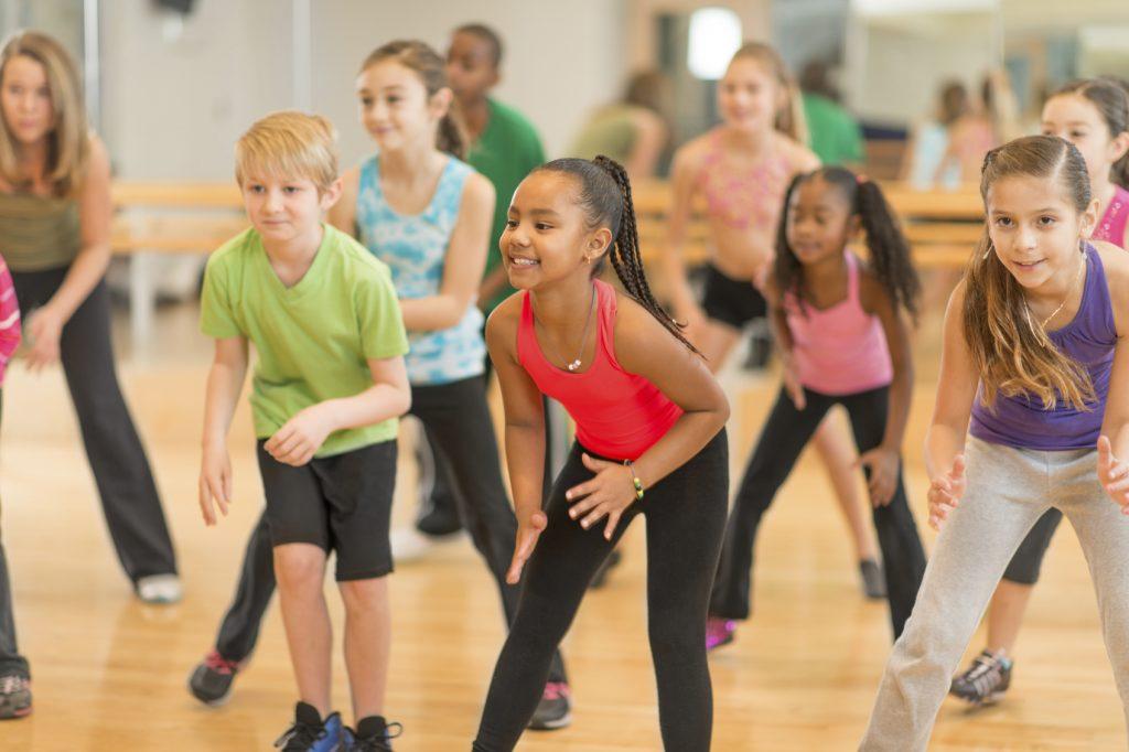 Autumn 2021 BSM Gladiators Kids Classes
